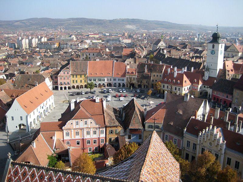 Sibiu si zona Sibiu